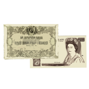 ALBUMS FOR BANKNOTES AND POSTCARDS