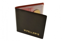 Pocket size album for 32 X 50 pence