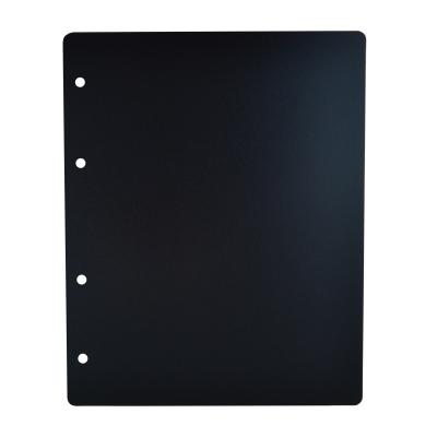 Black interleaving pages (binder type M)