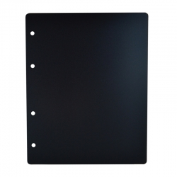 Black interleaving pages (binder type M)